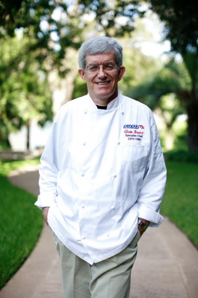 Alain Braux, Author, Exec. Chef and Nutritherapist