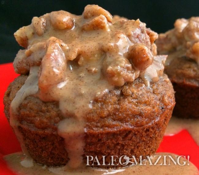 Cinna-Bun Spice Muffins