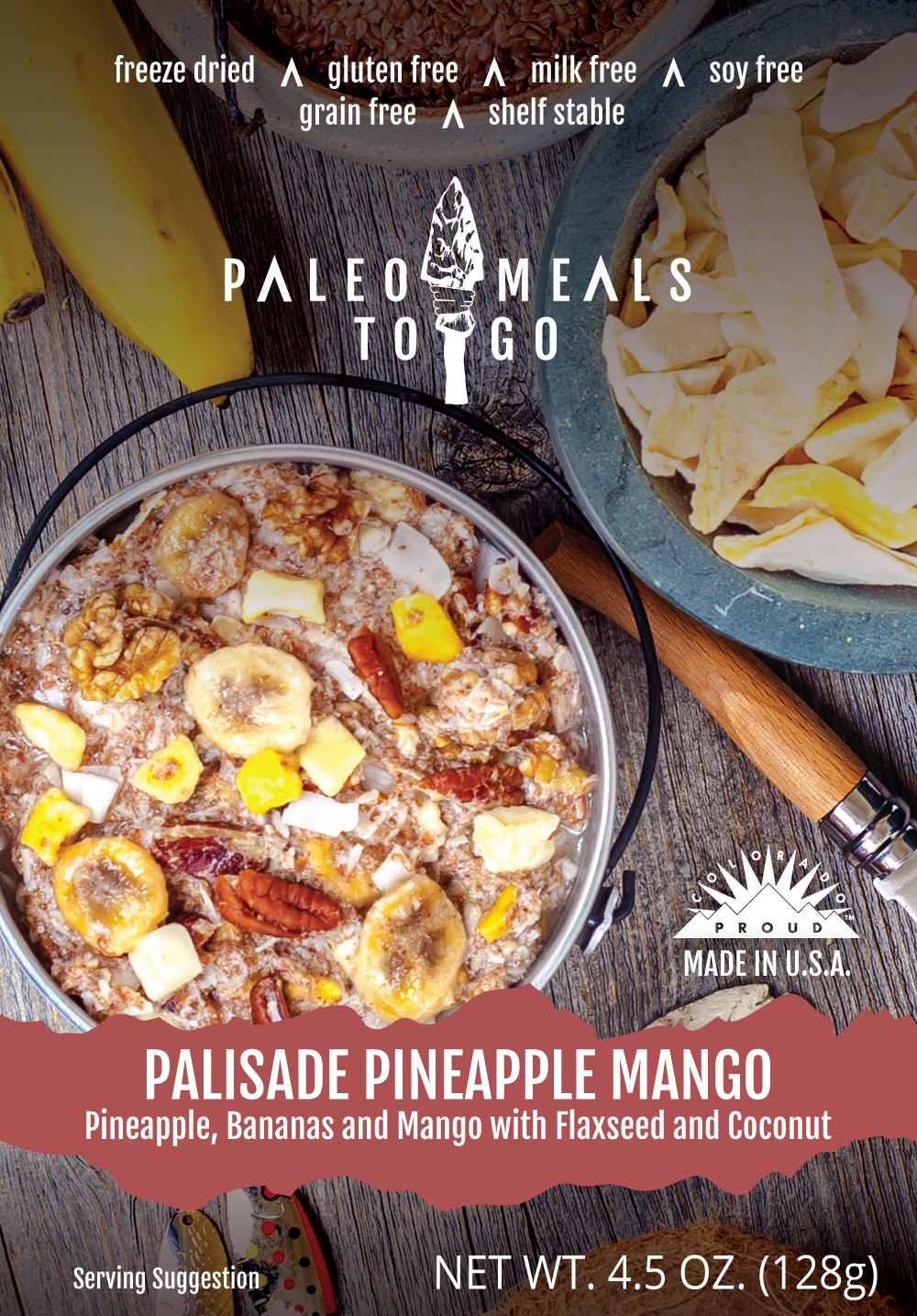 Paleo Meals to Go - breakfast