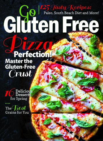 Paleo in GO GLUTEN FREE Magazine!