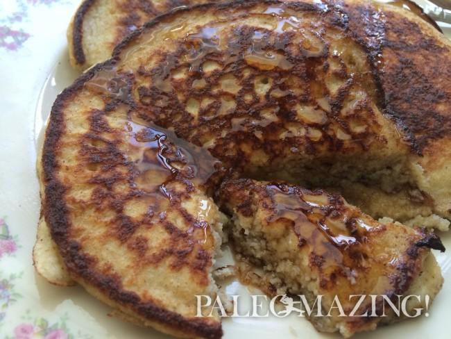 Fluffy Paleo Pancakes or Waffles