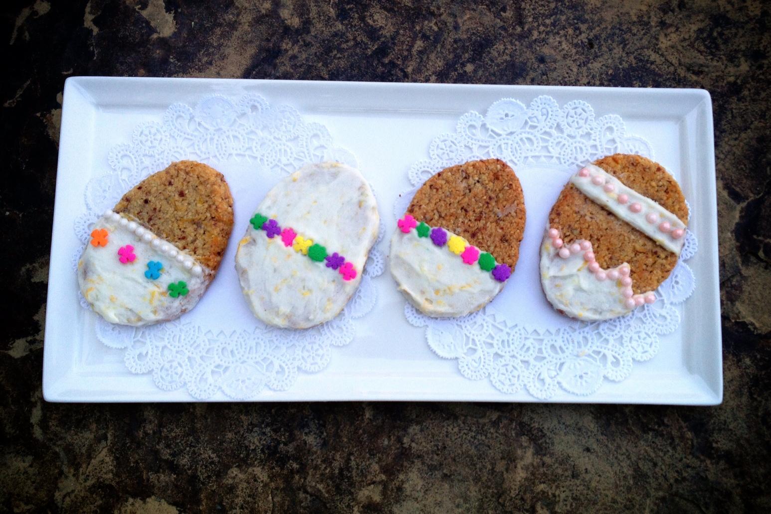 Paleo Lemon Zest Cookies