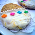 Paleo Lemon Zest Cookie