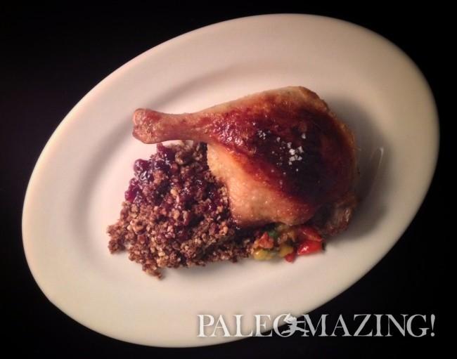 Easy Paleo Roasted Duck
