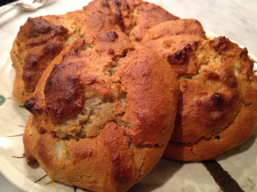 Paleo Fiber Bread