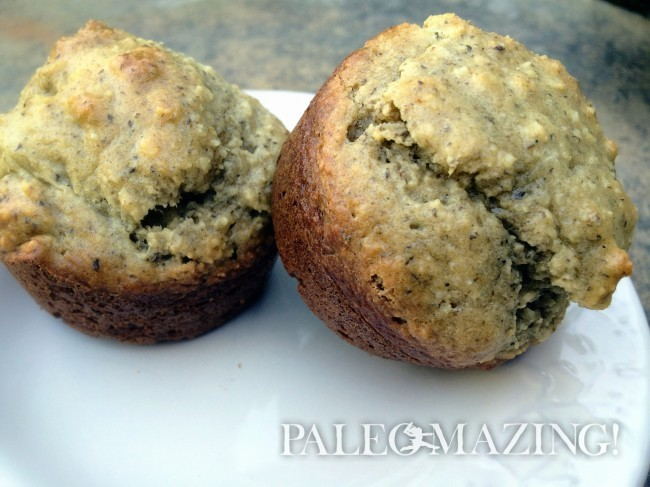 Paleo High Fiber Bread