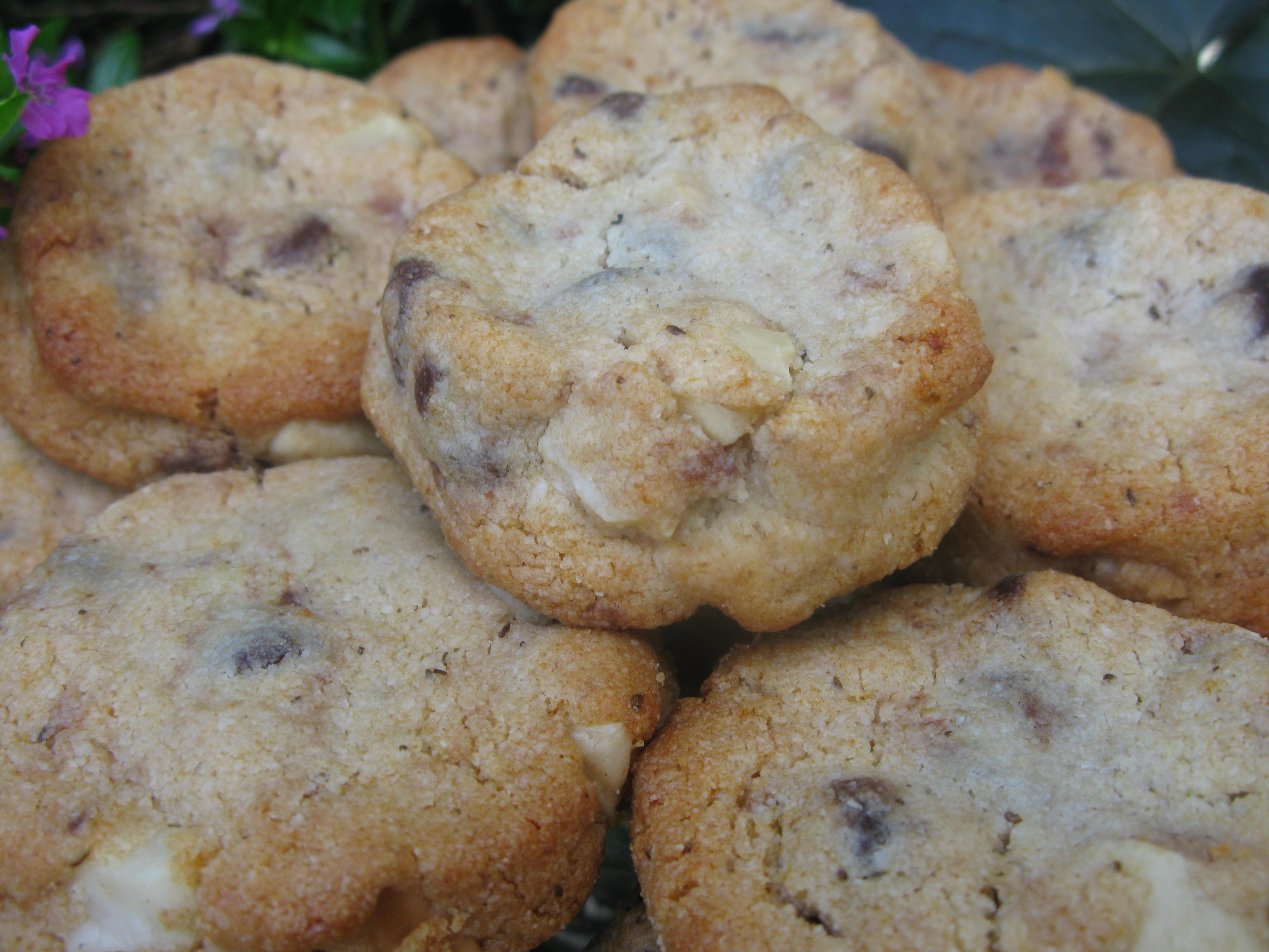 Tina's Amazing Chocolate Chip Cookies