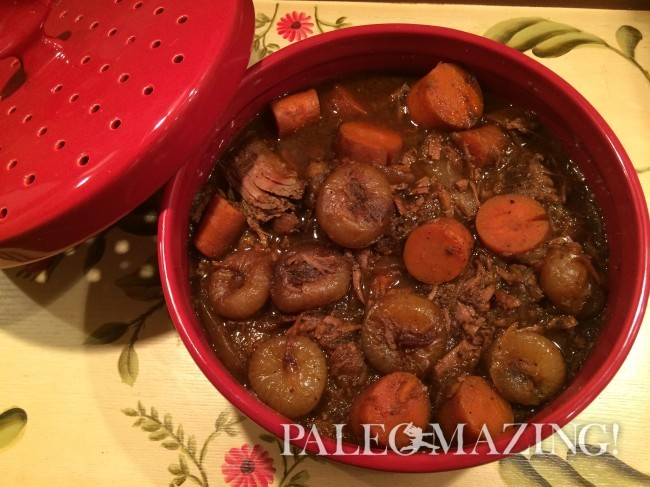 Paleo Easiest Ever Stew