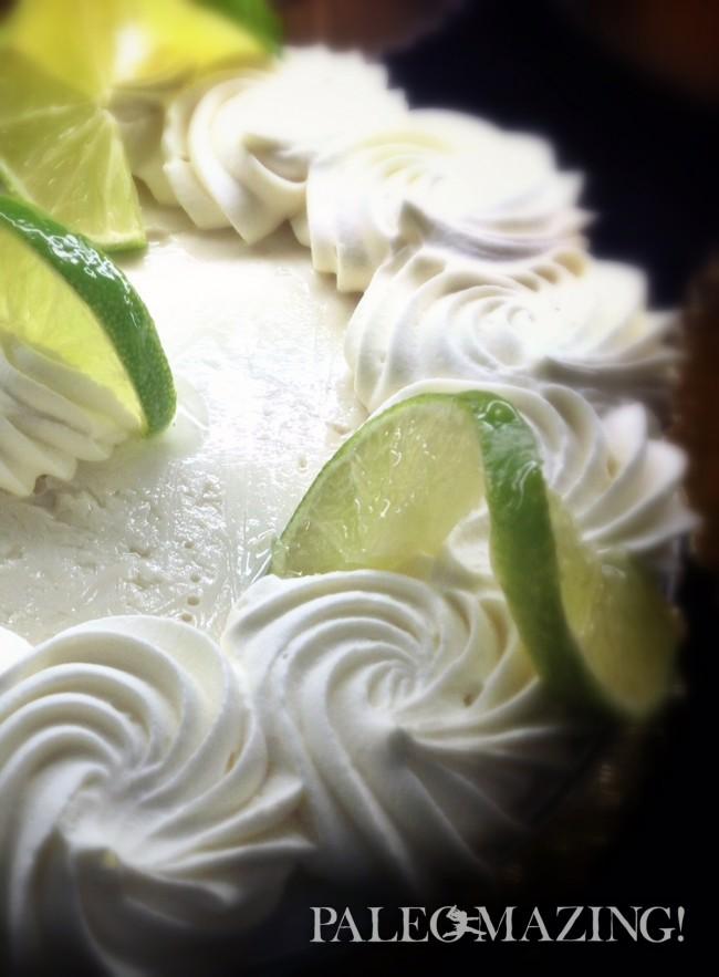 No-Sugar Key Lime Pie