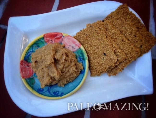 Paleo Hummus Momma Style