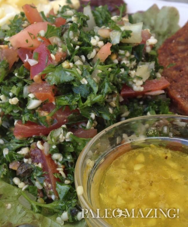 Paleo Gluten-Free Tabbouleh
