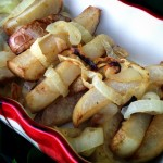 Oven Baked Turnip Fries
