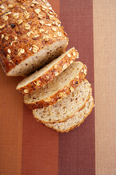Bread with Oats