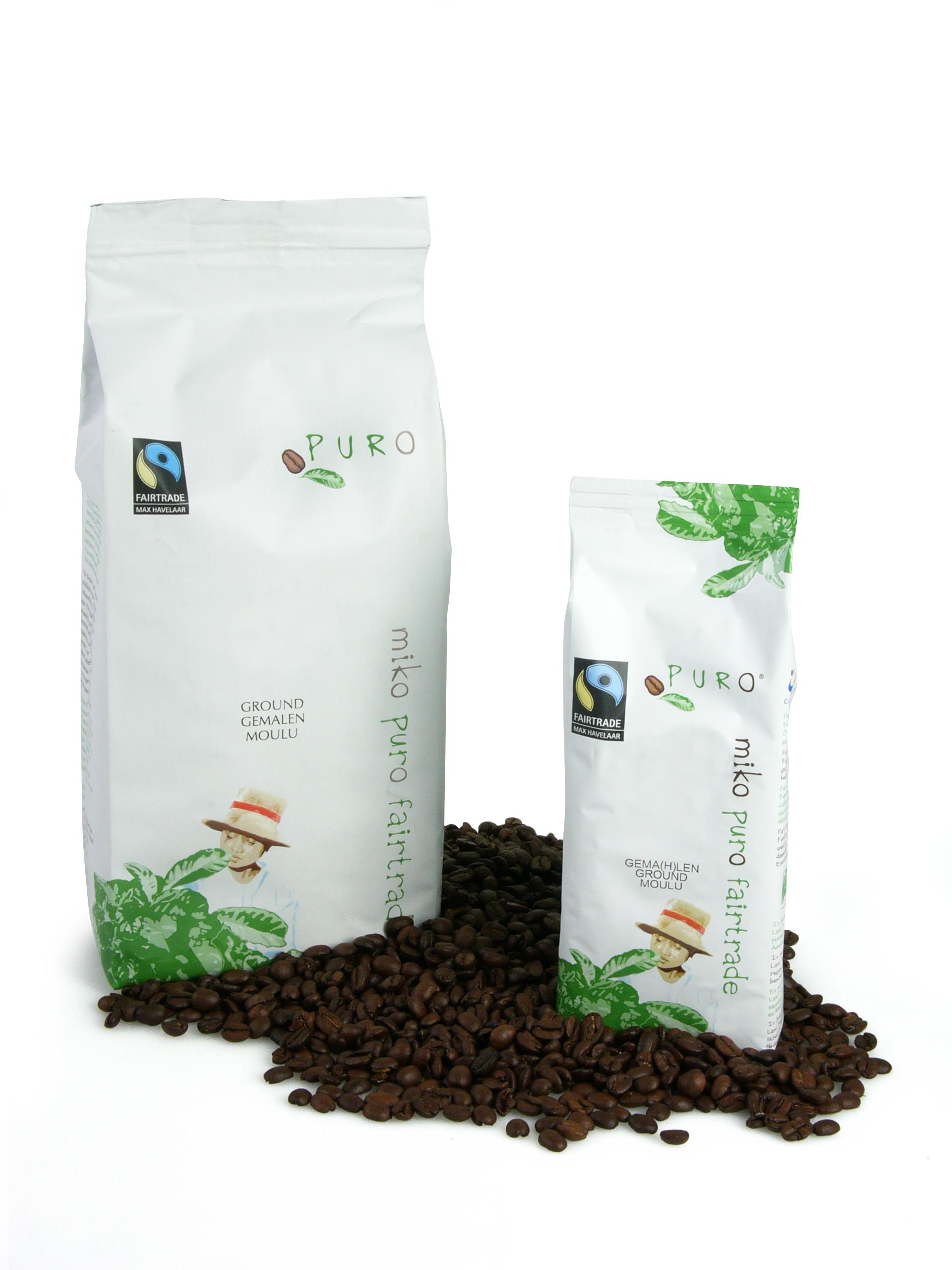 Puro Coffee Bags