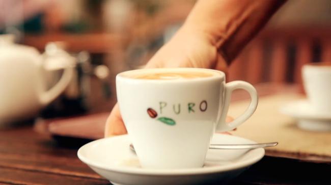 The Coffee Explosion – Puro