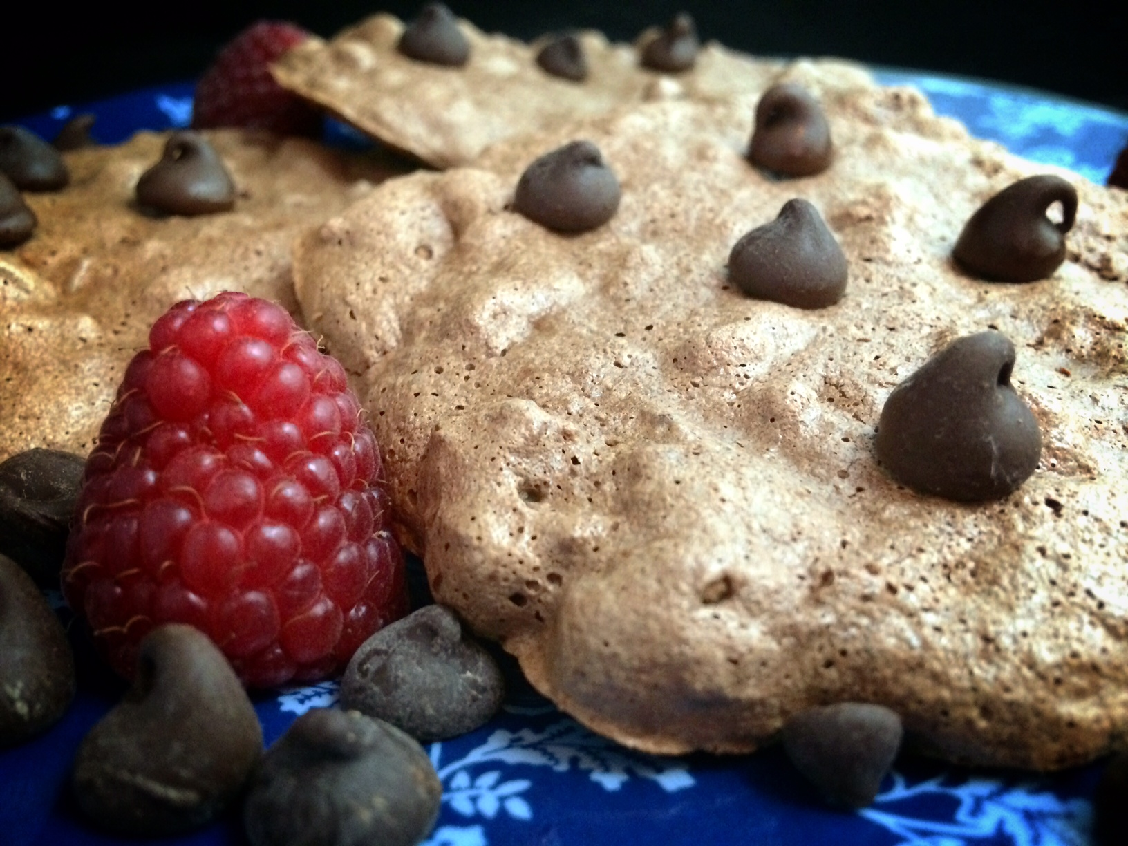 Soft Cacao Brownie Monster Cookies