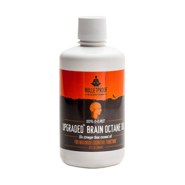 Brain Octane Oil: Seizures, Anti-Aging and Sports Enhancement Results