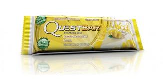 Quest Lemon Cream Bar