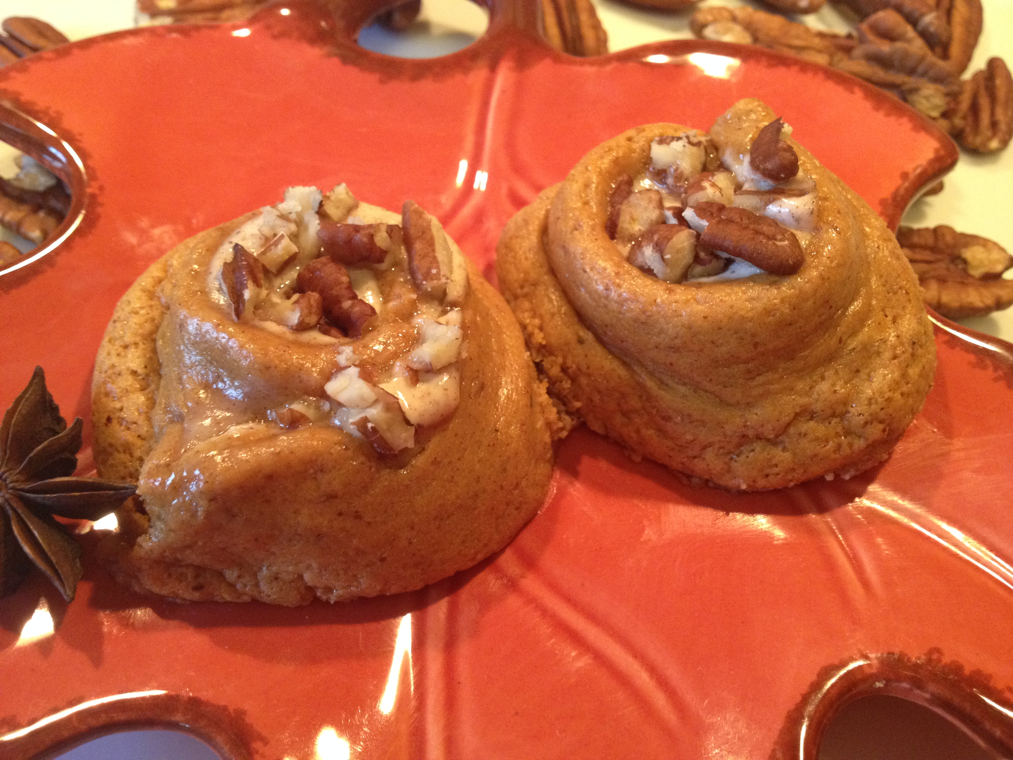 Quest Protein Cinnamon Roll Treats