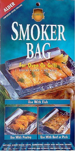 Using a Smoker Bag in the Oven