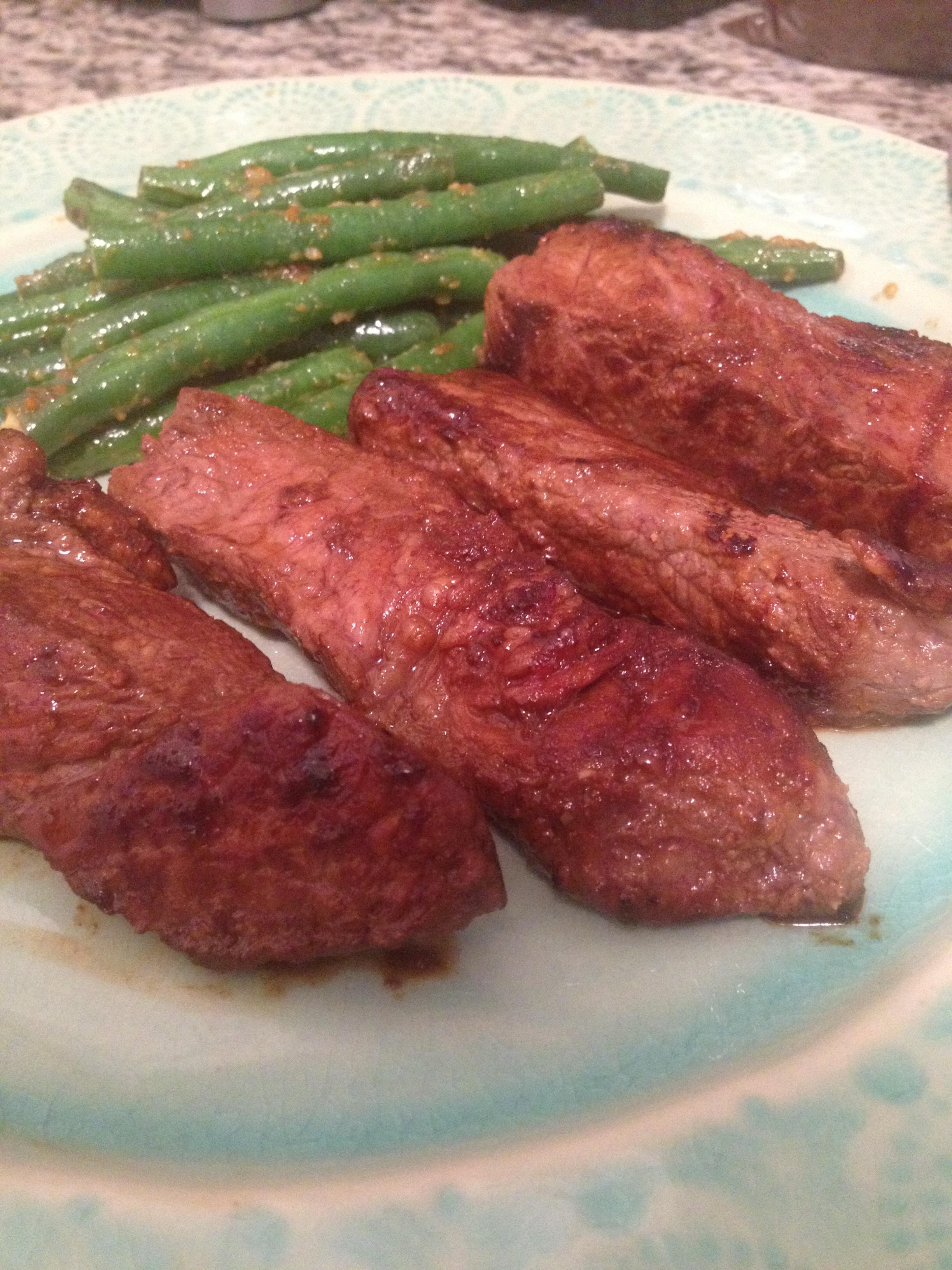 Miranda's Paleo OMG Sirloin Steaks