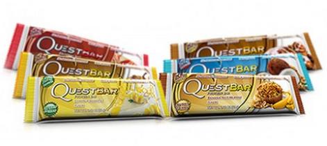 Quest Natural Bars