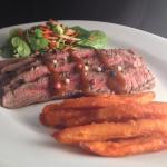 Miranda's Sirloin Steak OMG!
