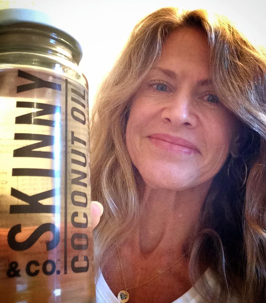 I Love Skinny Coconut Oil