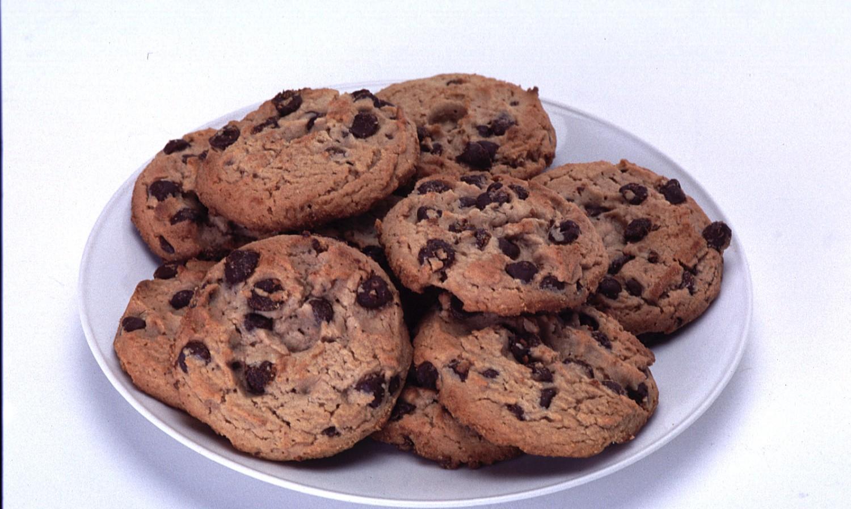 Chocolate Chip Bloom Cookies