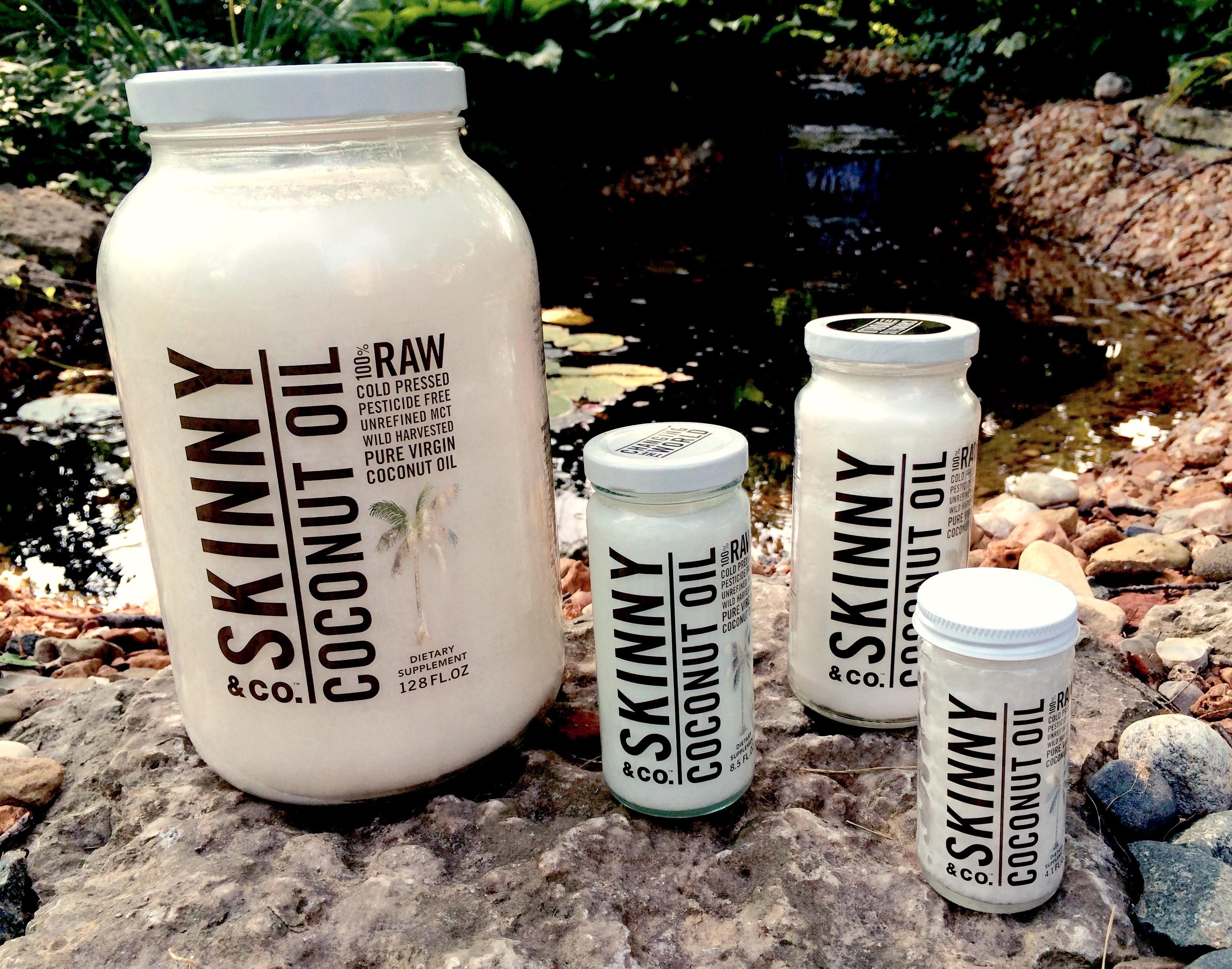 Skinny Coconut Oils