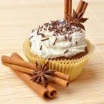 Hidden Fiber Cinnamon Spice Cupcakes