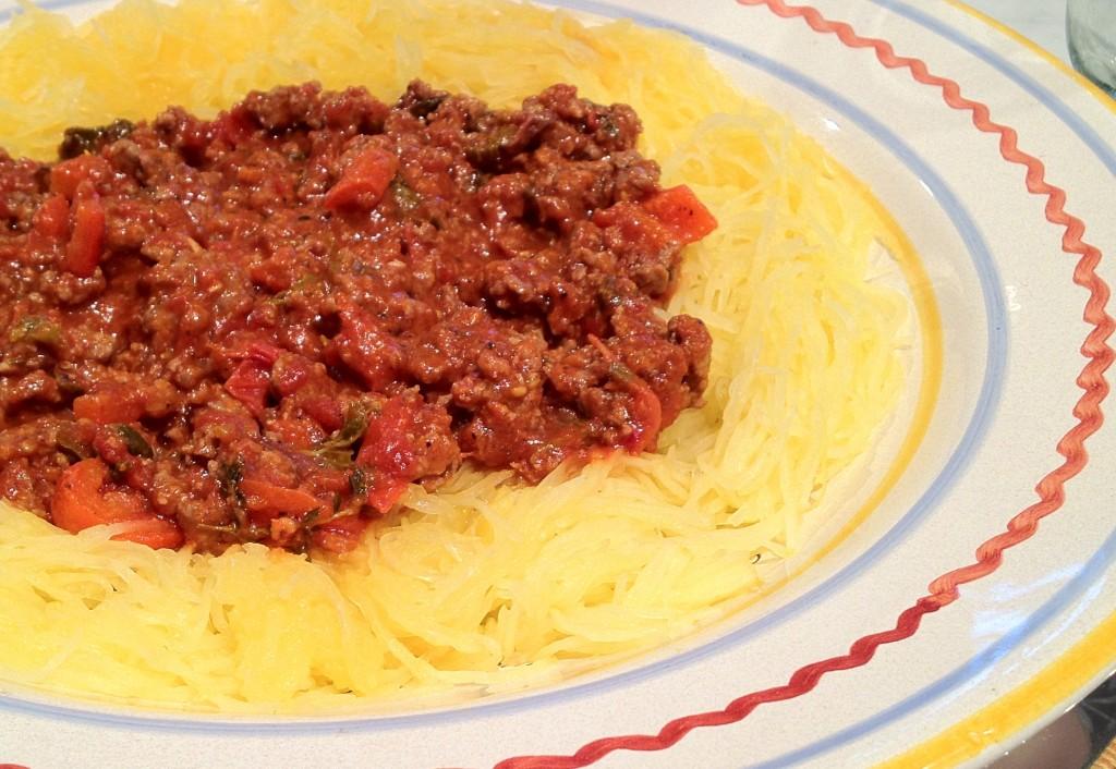 Winter Spahetti Sauce