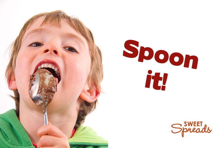 Sweet Spreads Spoon It!
