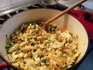 Alice Waters Cauliflower Soup 1