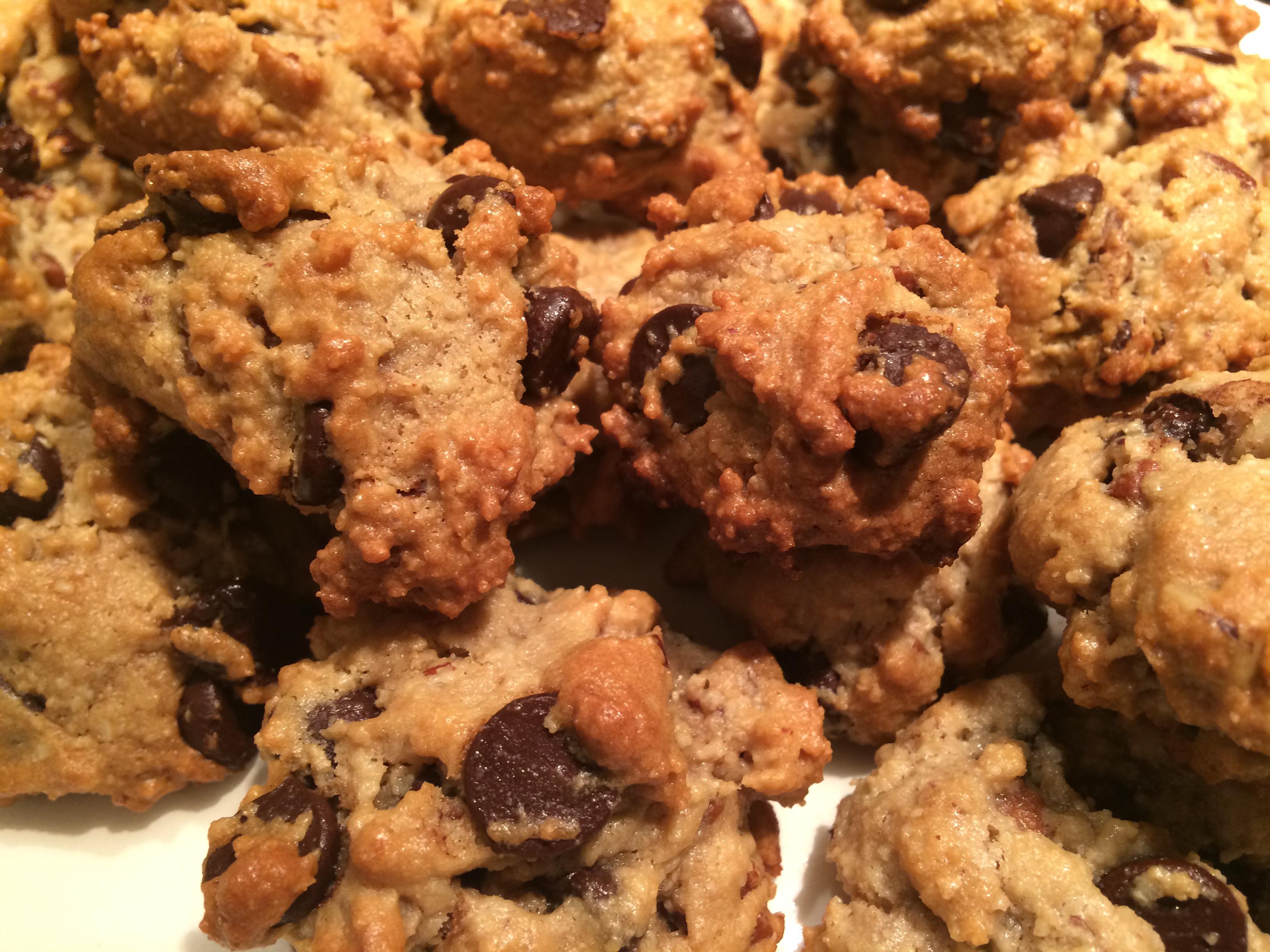 Chocolate Chip Cookies Go Wild