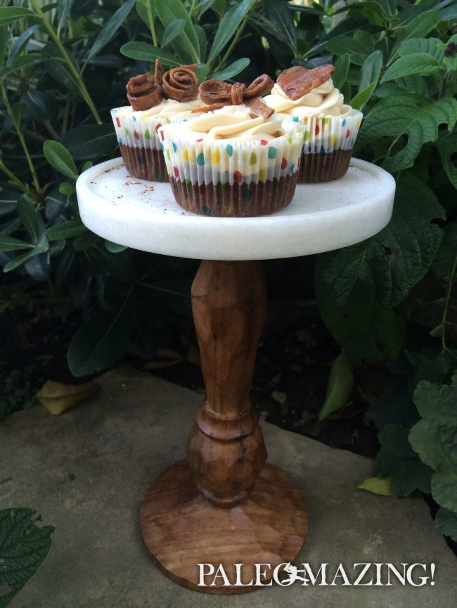 Coffee-Cacao Cupcakes