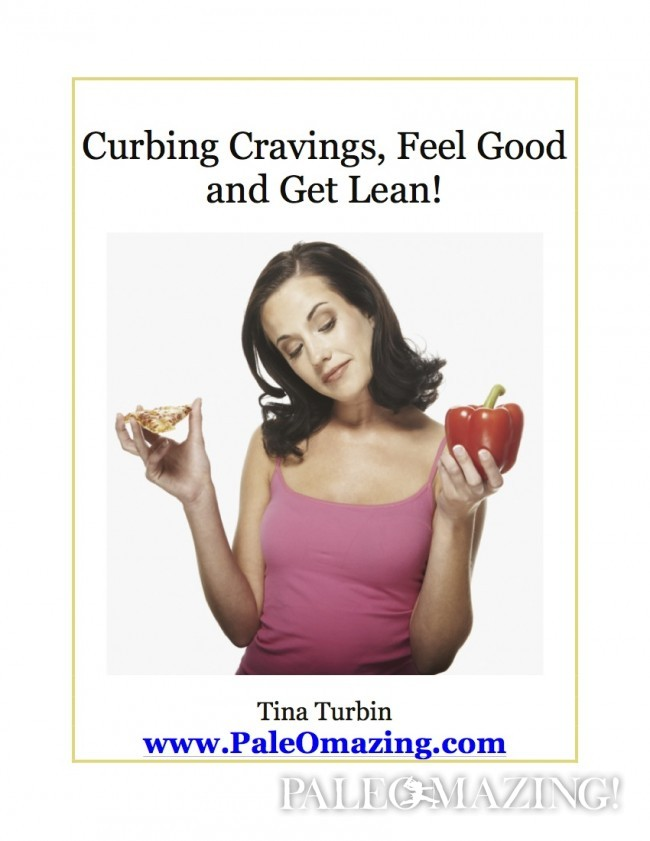Curb Cravings, Feel Good, and Get Lean!