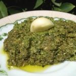 Raw Pesto
