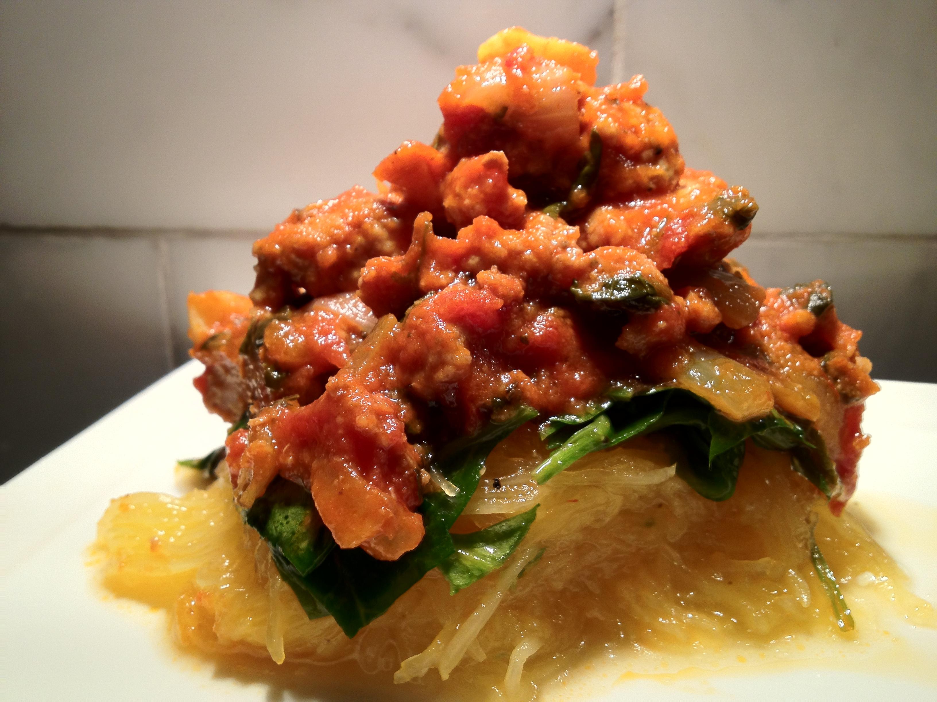 Paleo Lasagna with Boar or Beef