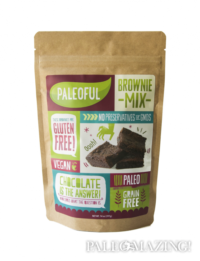 Paleoful Brownies