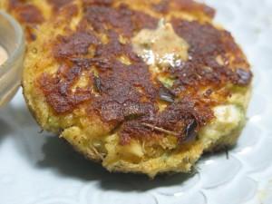 Paleo Crab Cakes 3