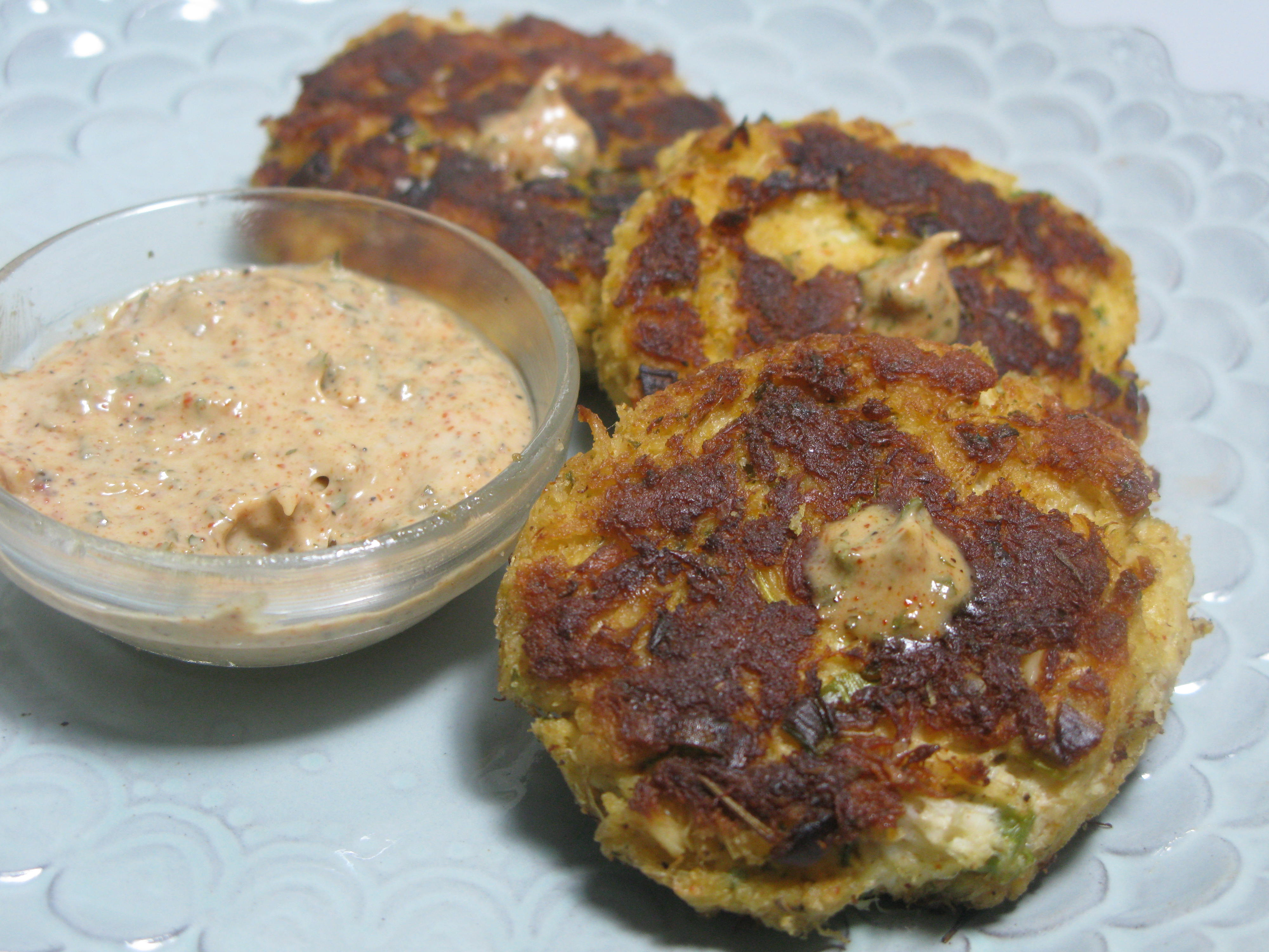 Paleo Crab Cakes featured image