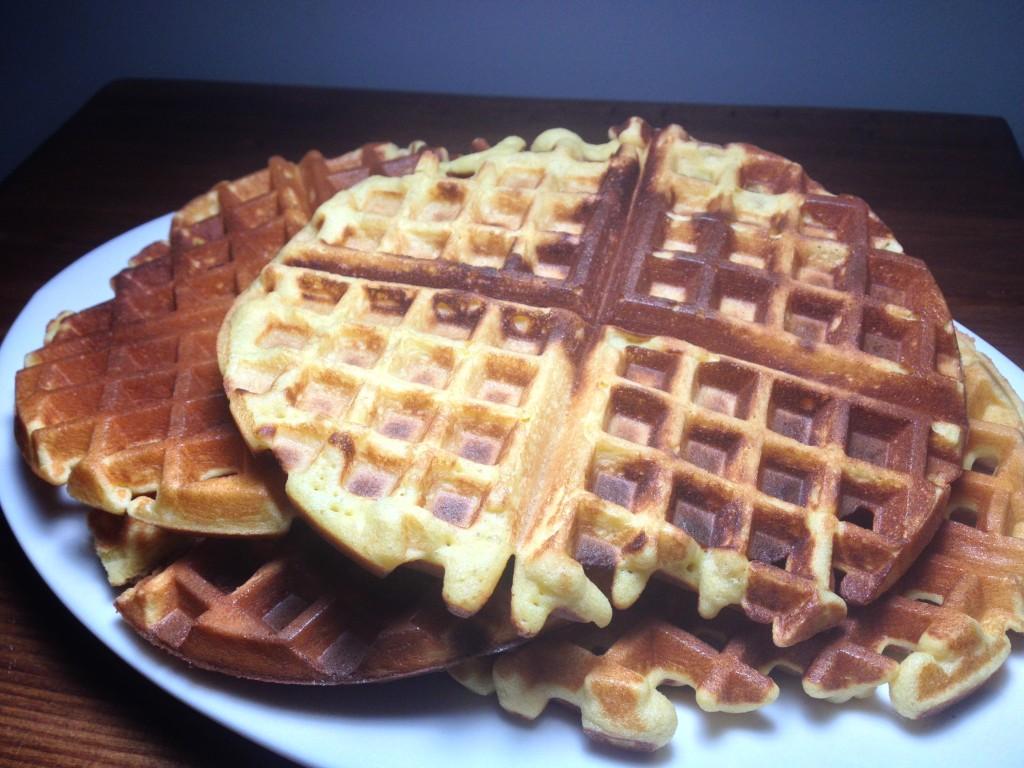 Paleo Waffles OMG 2