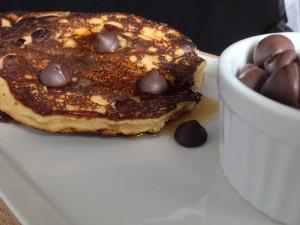 Paleo Chocolate Chip Pancakes2