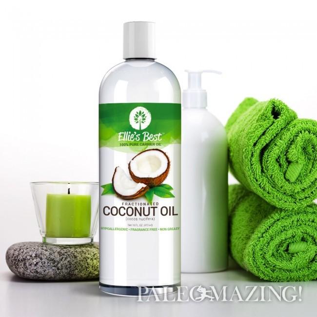 Fractionated Coconut Oil – Ellie's Best