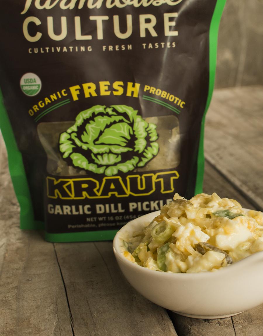 Farmhouse Kraut package