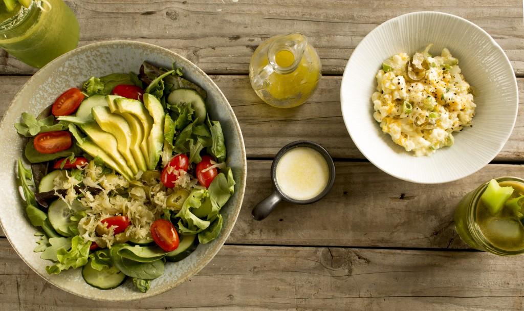 Farmhouse Kraut salad