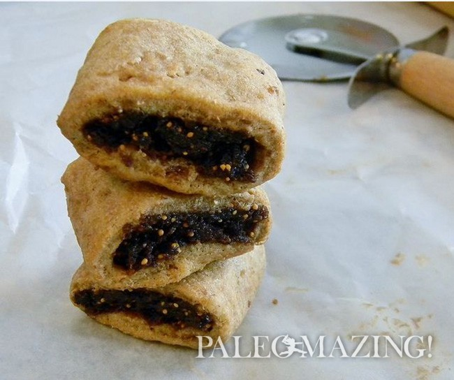 Paleo Fig Cookies