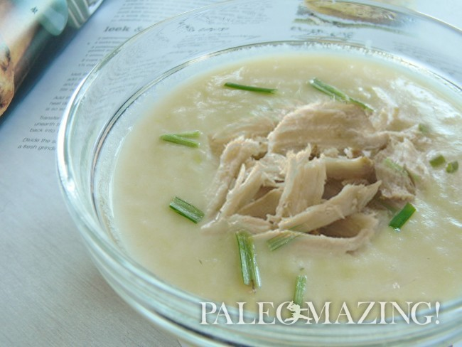 Creamy Pulled Pork Soup
