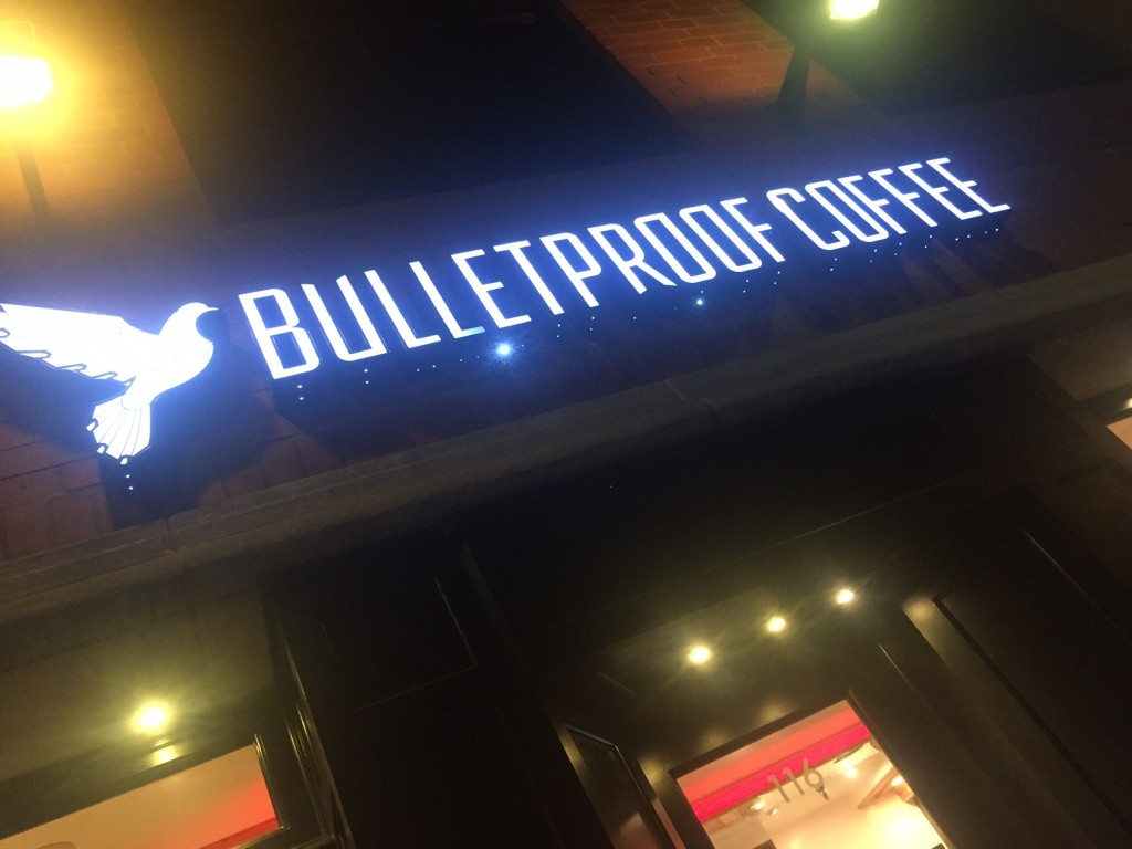 Bulletproof Coffee Shop in Santa Monica featured
